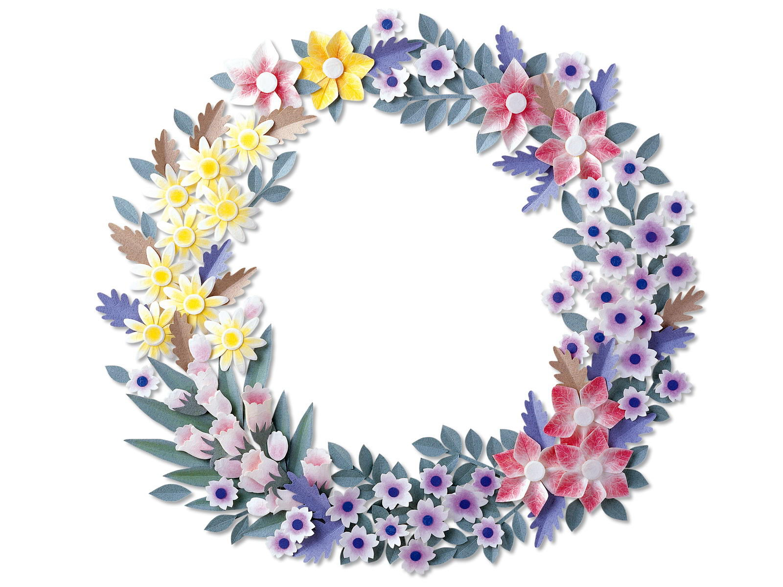 台湾纸雕艺术(壁纸34)